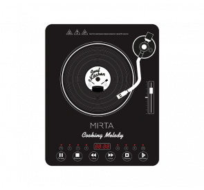 Індукційна плита MIRTA Cooking Melody IP-8915